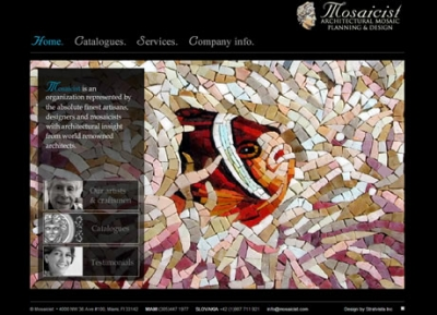 Mosaicist